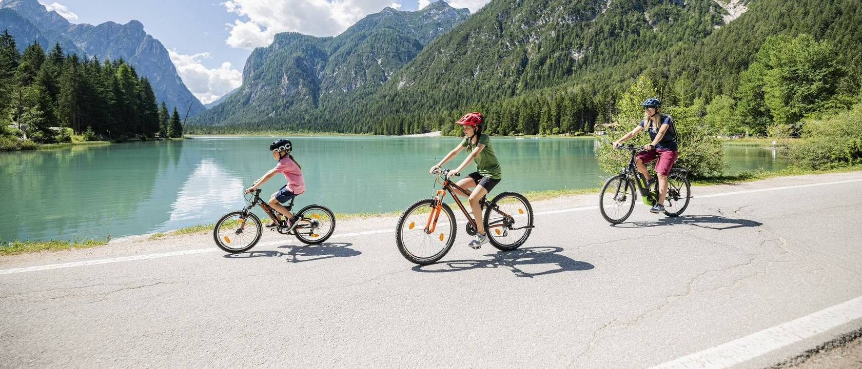 Bike holiday with children in South Tyrol